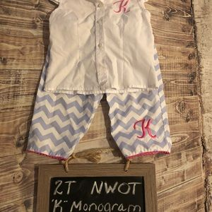 Kids outfit 2T